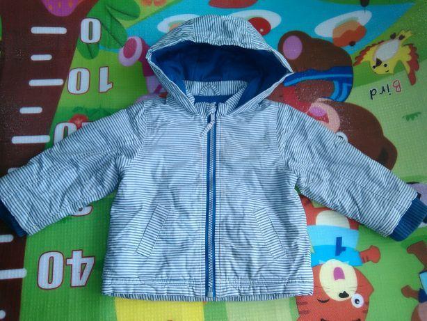 Куртка для мальчика 68-74см.
