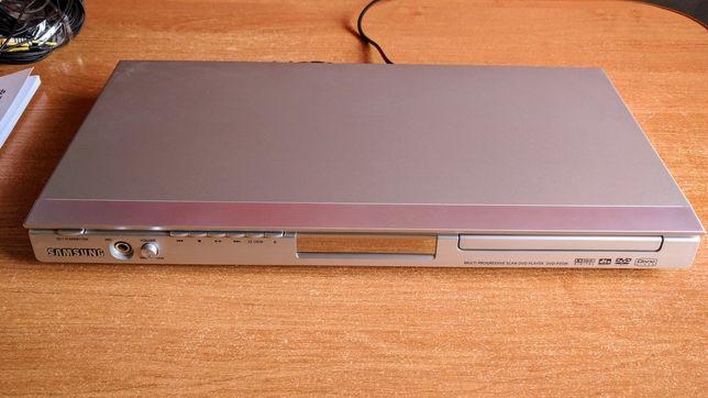 DVD-проигрыватель и видеомагнитофон Samsung