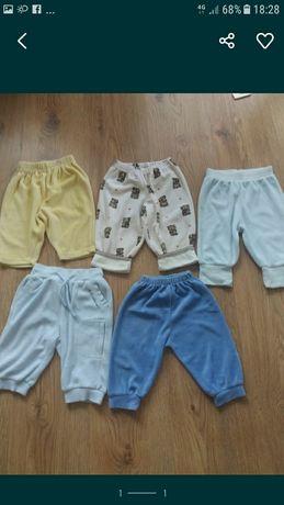 Półspoichy, spodnie H&M, Cool Club 62