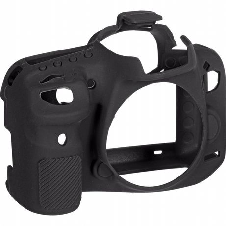 Защитный силиконовый чехол для фотоаппаратов Canon EOS 7D Mark II - че