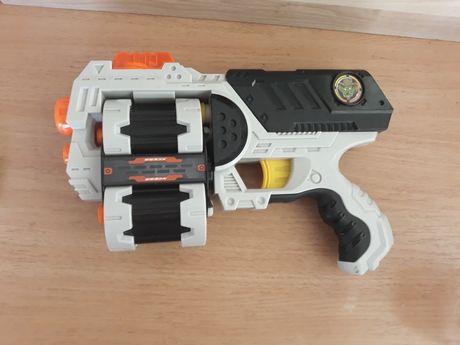 Пистолет игрушечный. Скоростной брастер Zuru X-Shot Xcess