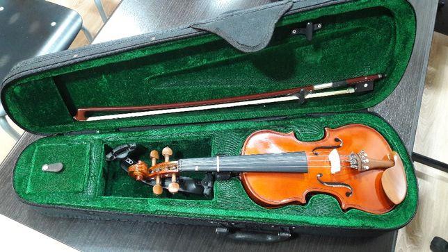 Violino 1/4 Bernard como novo. Garantia.