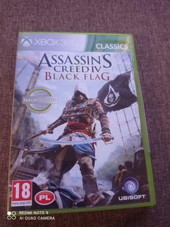 Assassin's Creed Black flag na konsolę Xbox 360
