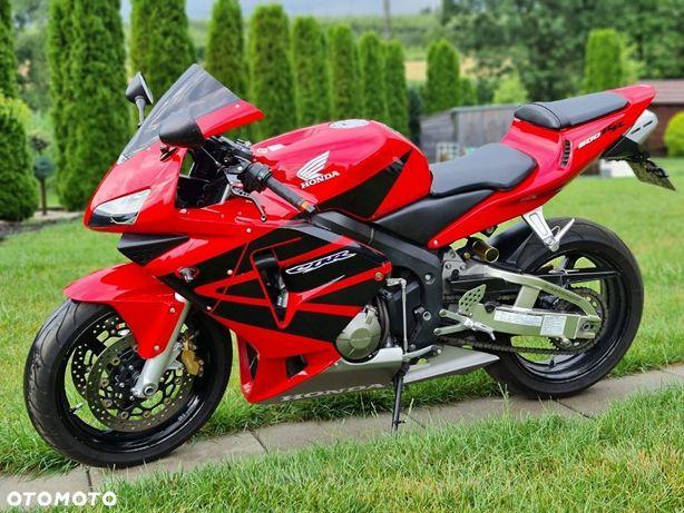 Honda CBR Honda CBR 600RR PC37