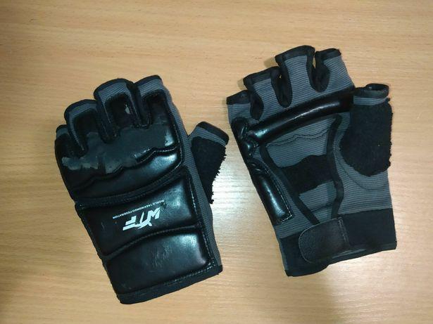 Перчатки для бокса кик боксинга мма карате смешаные единоборства