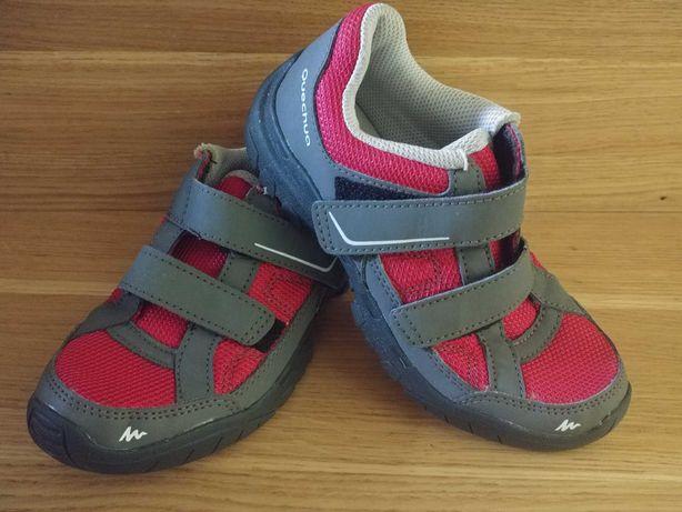 Jak nowe Quechua buty wiosenne sportowe adidasy dla dziewczynki 31
