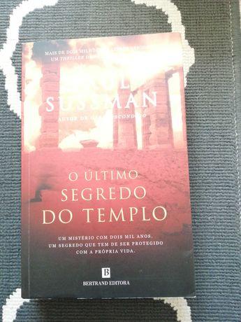 Paul Sussman - O último segredo do templo