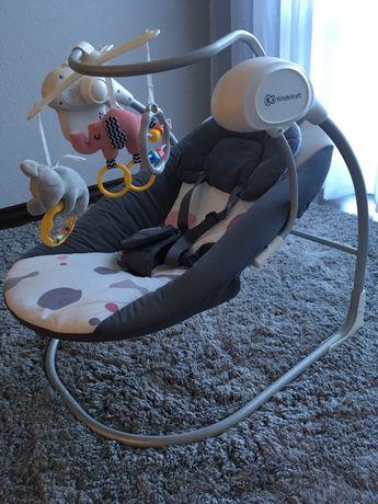 Elektryczna huśtawka KinderKraft