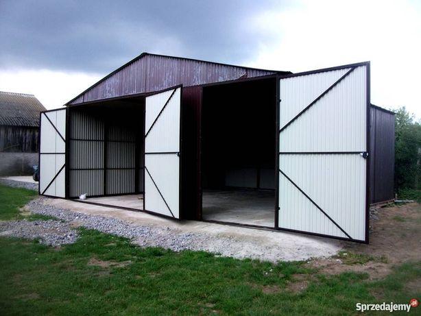Garaz garaze Blaszaki Blaszak SCHOWKI,WZMOCNIONY Wiaty