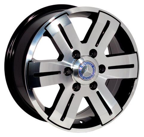 Литые диски R16 6x130 Mercedes Sprinter (Дельфин), Volkswagen Crafter