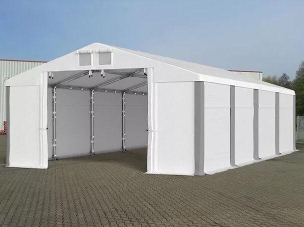 -35% NAMIOT MAGAZYNOWY garażowy 5x8m 2,91m wiata hala namiotowa MTB