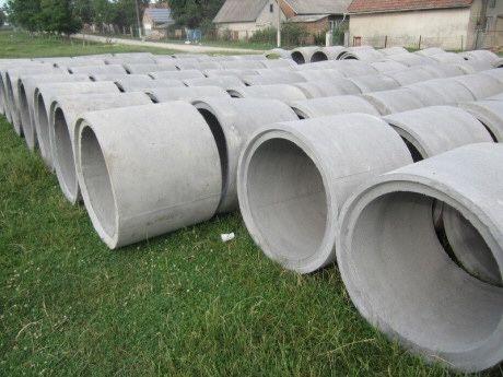 Бетони, кільця бетонні, кільця для криниць