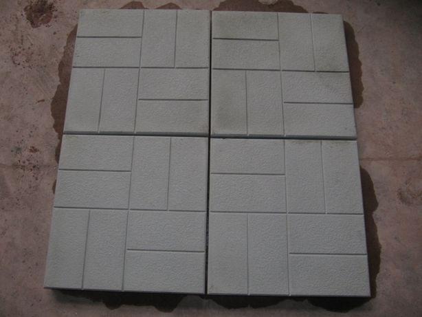 Тротуарная плитка 40х40х5 см. от 140 гр.