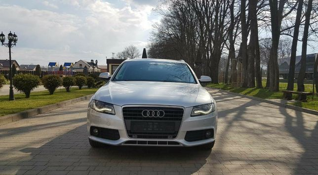 Audi A4 B 8 2.0Tdi