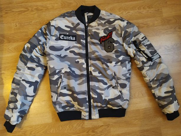 Куртка Reserved / штаны Puma