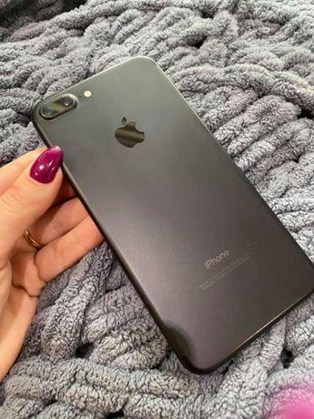 телефон iPhone 7 Plus 256gb black Neverlock