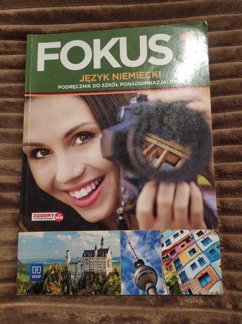 Książka do j. niemieckiego fokus 1 po gimnazjum