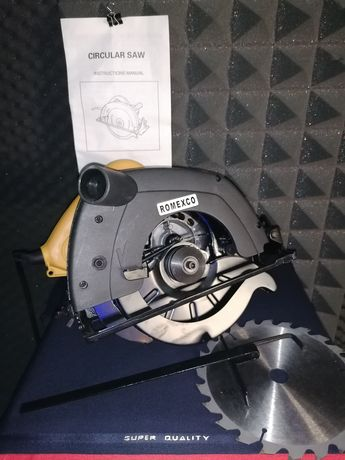 Máquina ROMEXCO Serra Eléctrica Profissional 3000w (NOVO)