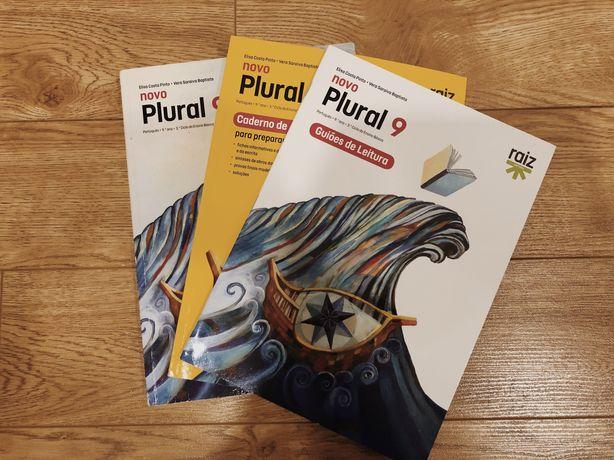 Novo Plural 9 - Manual e Caderno de atividades