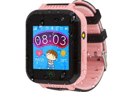 Смарт-часы для детей AmiGo GO003 Swimming Pink