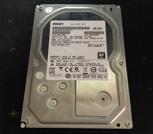 """4TB HGST 3.5"""" жёсткий диск"""