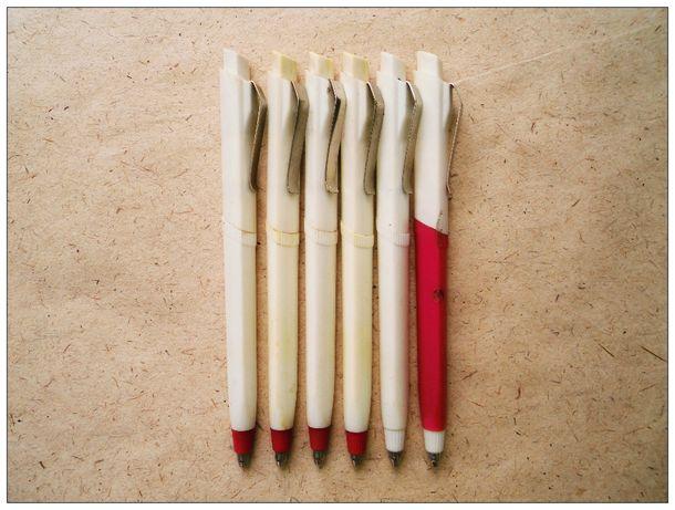 Ручка шариковая СССР # 2
