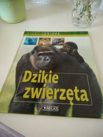 Książki o zwierzętach,cena za obie