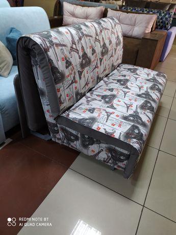 Аккордеон диван с ортопедическим основанием 140х200
