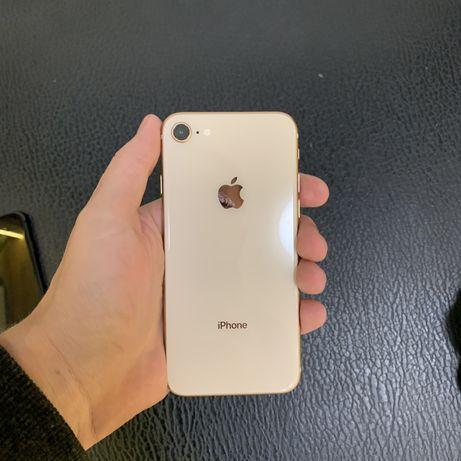 iPhone 8 Neverlock 64/256 GB! Гарантия Идеальное состояние Айфон