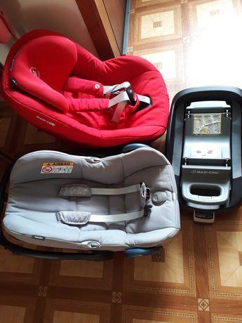 Fotelik ,nosidełko, baza ISOFIX