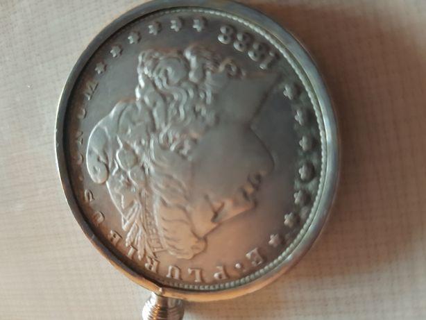 Medalion srebrny piękny prezent pod choinkę !!!