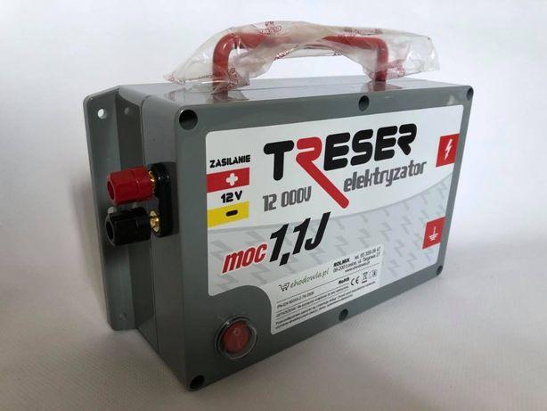 Elektryzator Treser 1,1J pastuch elektryczny NOWOŚĆ
