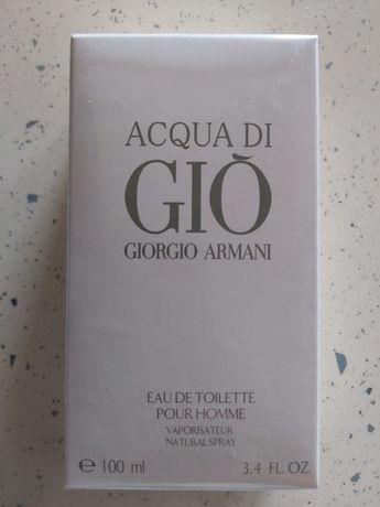 Acqua di Gio Pour Homme Giorgio Armani 100 мл. Аква ди Джио 100 мл.