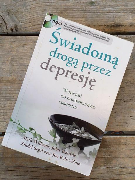 Świadomą drogą przez depresję książka