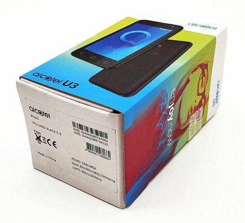 Smartphone Alcatel U3 - 1 mês de uso