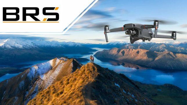 Usługi, filmowanie dronem, zdjęcia z drona, inspekcja, montaż, 4K
