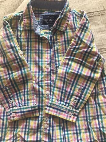 Tshirts e camisa mayoral 1 ano