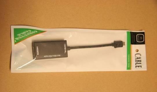 adapter MHL Micro-USB na HDMI