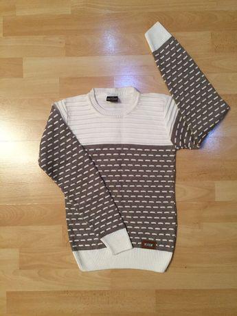 Новая турецкая кофта, светер на рост 134-140 см на 7-9 лет