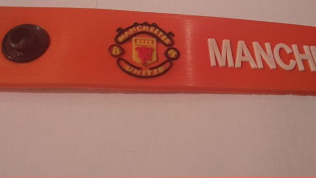 спорт браслет манчестер юнайтед Manchester United Football Club