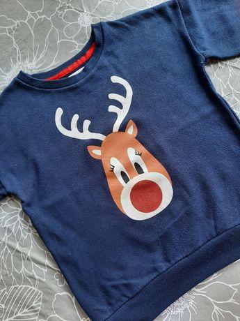 Bluza świąteczna George 9-10 lat