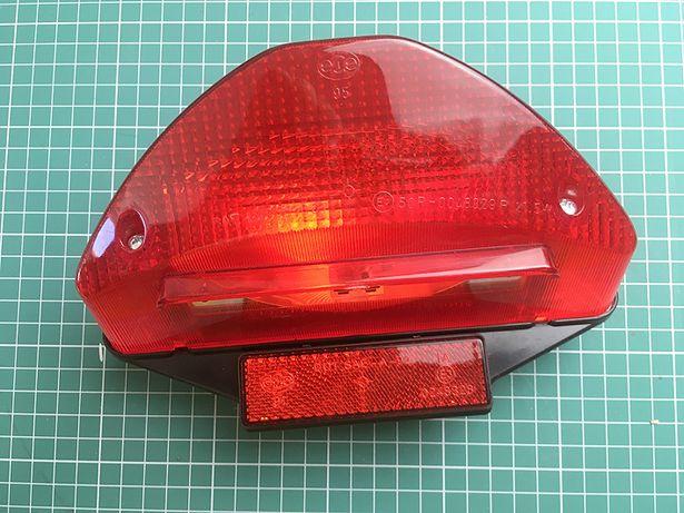 Nowa lampa tylnia BMW F650 E169 pudelko żarówka