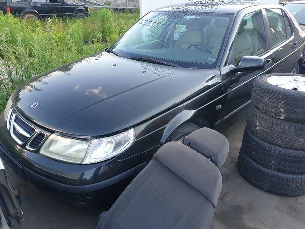 Saab 95 2.0 T Na części Silnik Maska błotnik Lampa Radomsko