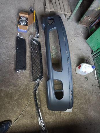 BMW E46 Lift Zderzak Nowy z kratkami i halogenami wysyłka