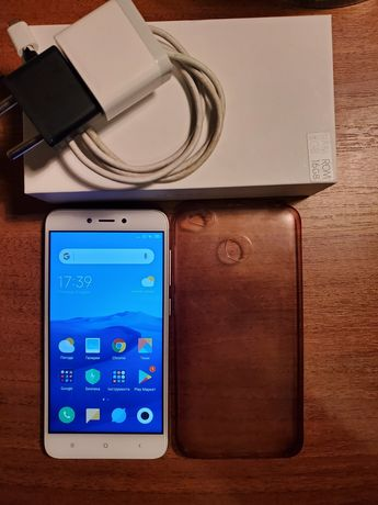 Xiaomi Redmi 4X 2/16Gb Snapdragon, 4100mAh