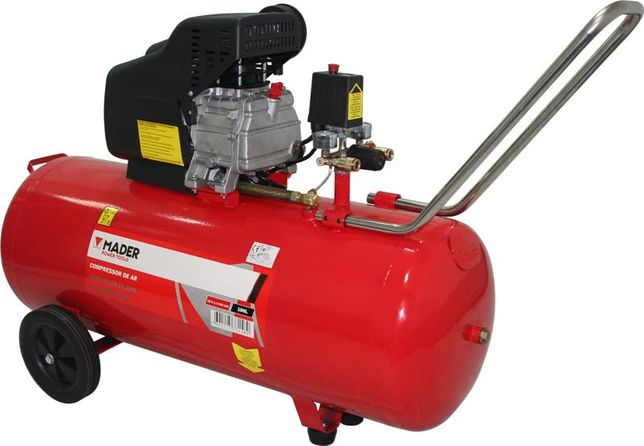 Compressor de Ar 100 Lts