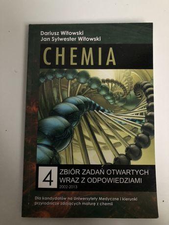 Witowski Chemia 4 Zbiór zadań z odpowiedziami 2002 - 2013