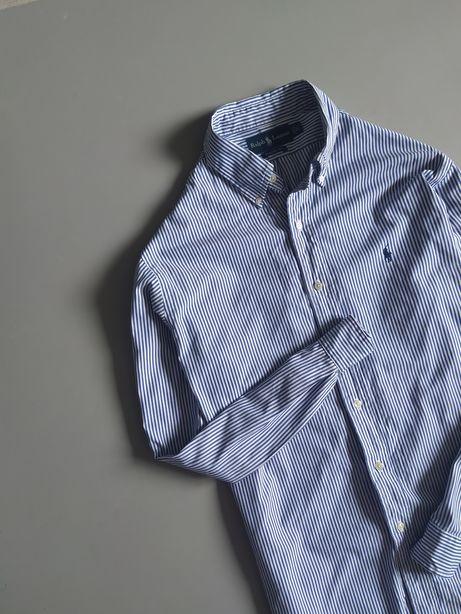 Лучшая рубашка в полоску от Ralph Lauren как Brunello Cucinelli