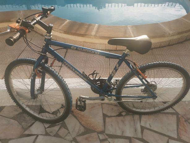 Bicicleta BTT Shimano roda 24 Nova