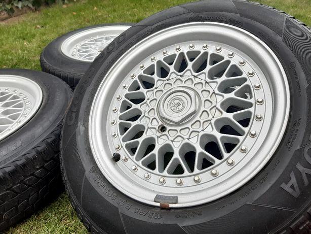"Felgi MiM 15"" 5x112 7j et24 Mercedes W123 W124 W116 T3 BBS RM RS Amg"